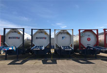 Speical Tank dedicated Logistics and leasing